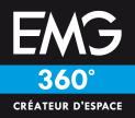 Logo EMG 360°
