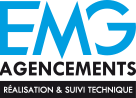Logo EMG Agencements
